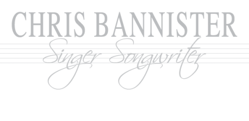 Chris Bannister Music | Shop Logo